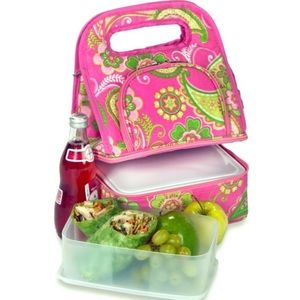 Handbags - Insulated Lunch Tote with Storage Container 💕